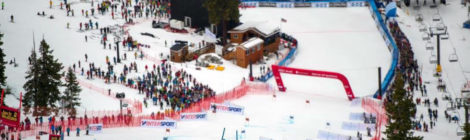 A Truly World Class Event = Thank you Squaw Valley!